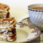 Как сделать вафельный торт в домашних условиях