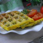 Миниатюра к статье Вафли из кабачков: рецепты с чесноком и сыром