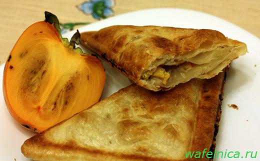Сэндвич в сэндвичнице рецепты 165